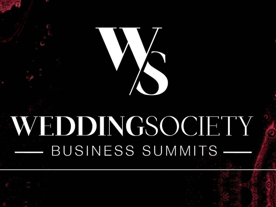 Sponsorship of Wedding Society Business Summits by Pavlos The Flower Workshop